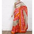 Muga Silk Saree For Sale