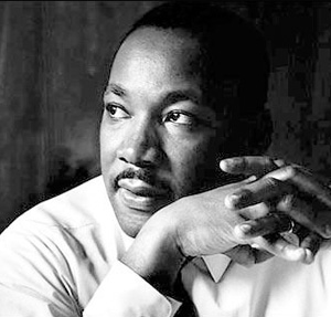 a biography of martin luther king jr and his inspired belief of peaceful protest Martin luther king: his reasons for non-violent protests and thoughts on racism and george wallace if it weren't for martin luther king, jr, where would america be today.