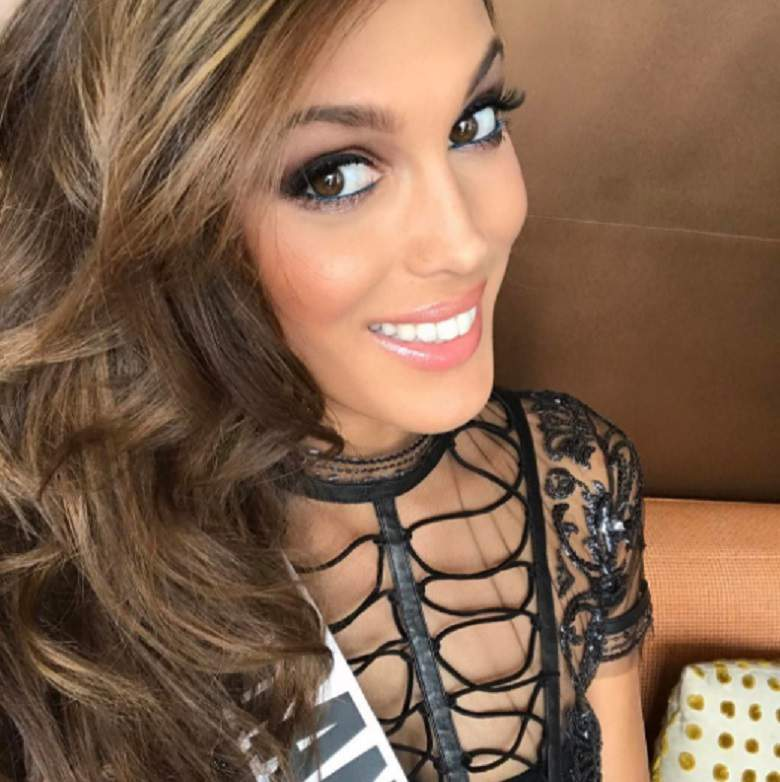 see the beautiful miss universe 2016 miss france iris. Black Bedroom Furniture Sets. Home Design Ideas