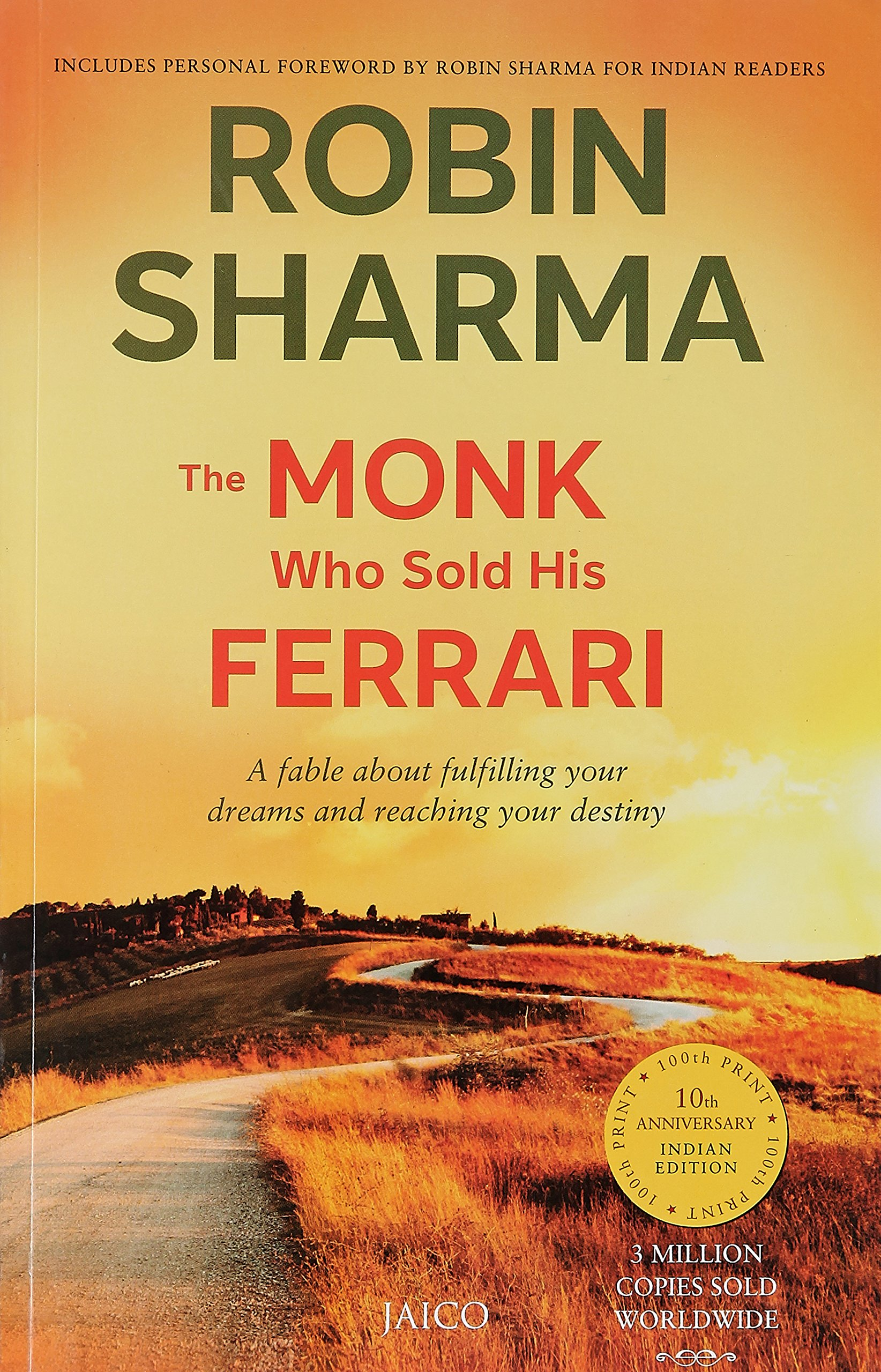 The Monk Who Sold His Ferrari By Robin Sharma Download