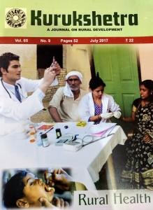 Kurukshetra July Magazine