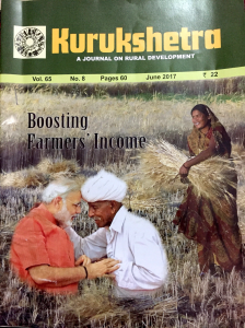 Kurukshetra June 2017 Magazine